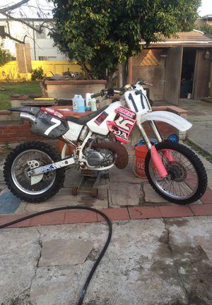 In el cajón, CA Honda dirt bike for Sale in San Bernardino, CA