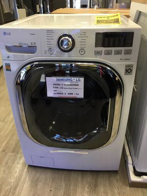 WASHER/DRYER COMBO (All-in-One) New Product $1290 for Sale in Buena Park, CA