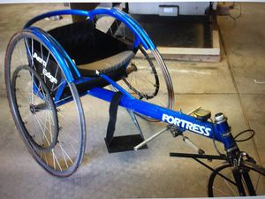 Paraplegic Racing Bike, Rugby Bike and Sit n Ski for Sale in Dinuba, CA