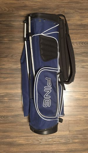 PING Golf Hoofer Light-Weight STAND BAG Navy Blue for Sale in Peoria, AZ