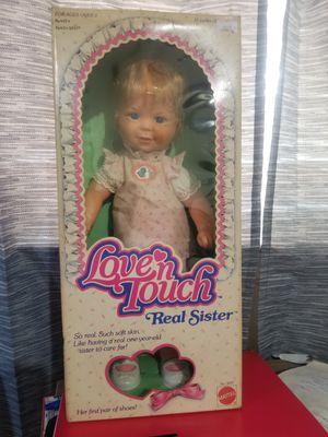 Vintage love n touch doll for Sale in Brooklyn Park, MD