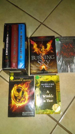 Book lot fantasy books for Sale in Phoenix, AZ
