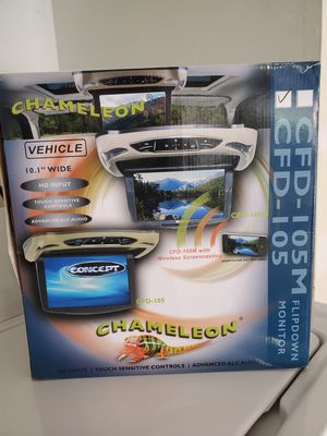 Car DVD PLAYER CHAMELEON CFD-105 for Sale in Irwindale, CA