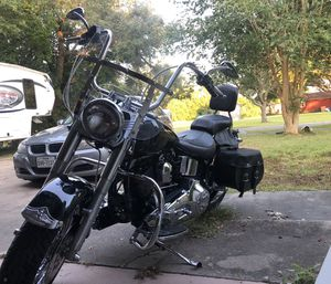 1999 Harley-Davidson Fatboy for Sale in Edna, TX