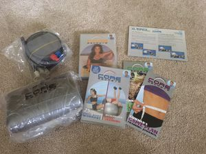 CORE complete workout set for Sale in North Bethesda, MD