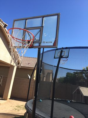Basketball hoop for Sale in Tolleson, AZ