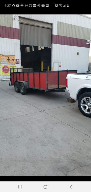 Utility trailer for sale for Sale in San Diego, CA