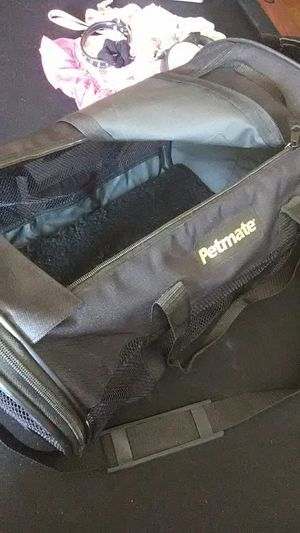 Petmate travel case, clothes,leash brush and more for Sale in OH, US