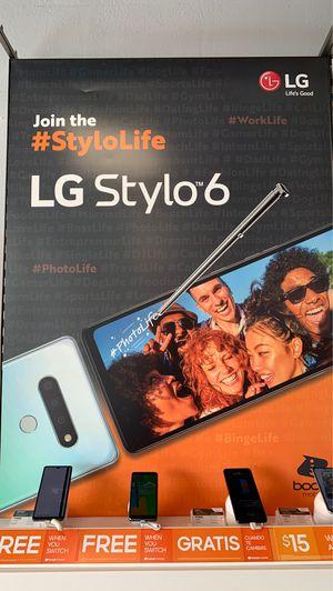 FREE LG stylo6 for Sale in Orlando, FL