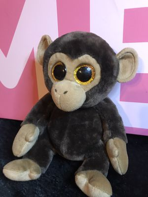 TY Bananas plush stuffed monkey!13 inches! New! for Sale in Savannah, GA