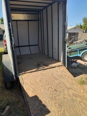 Utility trailer. 5000 lb. Gross weight for Sale in Mesa, AZ