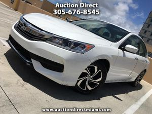 2016 Honda Accord Sedan for Sale in Miami, FL