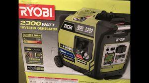 Ryobi generator for Sale in Houston, TX