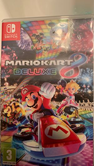 Game for Nintendo swith Mariokart for Sale in Tualatin, OR
