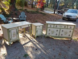 Country French Bedroom Set for Sale in Lithonia, GA