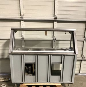 Commercial cold top subway style condiment cooler for Sale in Renton, WA