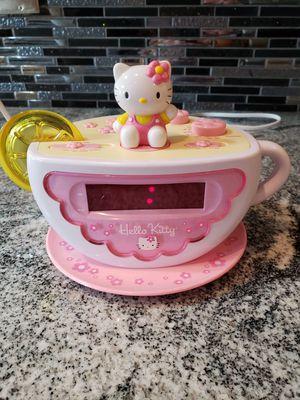 Hello kitty alarm clock for Sale in Lake Worth, FL