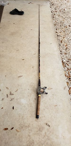 Fishing pole for Sale in Canyon Lake, TX