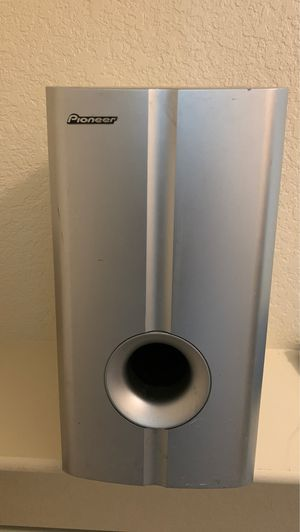 Pioneer Subwoofer for Sale in Fort Smith, AR