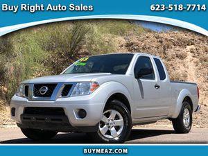 2012 Nissan Frontier SV V6 King Cab 2WD for Sale in Phoenix, AZ