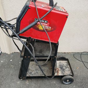 Lincoln Electric Weld Pakistan Hd 100 for Sale in Spring Valley, NY