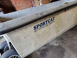 Sportcat fiber glass boat for Sale in Lynnwood, WA