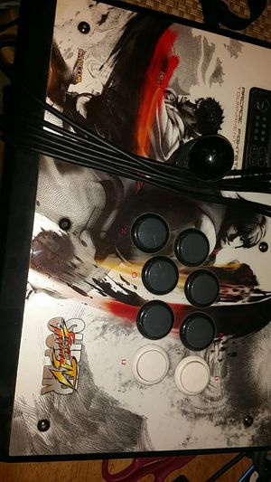 Super street fighter 4 arcade fights tick for Sale in Alhambra, CA