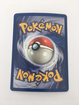 Rare Holo Vaporeon (12/64) Collectible Pokemon Card (1995) - Good Condition for Sale in Boston, MA