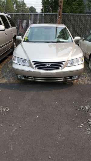 2009 HYUNDAI AZERA for Sale in Portland, OR