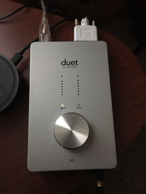 Apogee Duet for Sale in Stone Mountain, GA