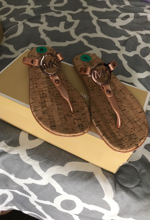 Michael Kors Sandals for Sale in Brawley, CA