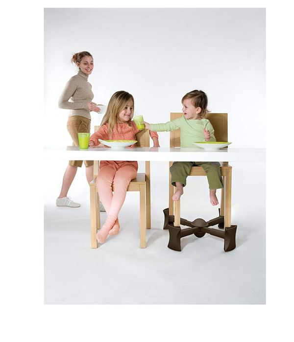 Portable chair booster for kids