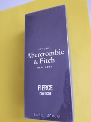 Abercrombie & Fitch Cologne Perfume 3.4 FL oz 100 ml New sealed for Sale in Brooklyn, NY
