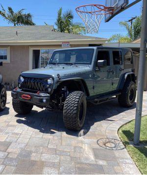 2015 Jeep Wrangler Rubicon for Sale in Baldwin Park, CA