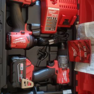 Milwaukee Impact And Drill Set Brand New for Sale in Castle Rock, CO