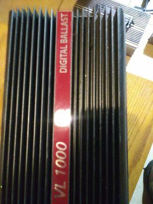 Vamguish amd phantom digital ballasts 4 for Sale in Clio, MI