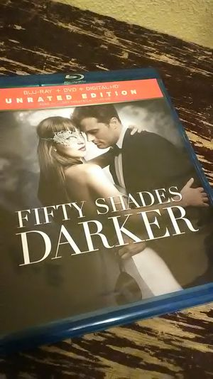 50 shades darker (only Blu-ray) for Sale in Denver, CO