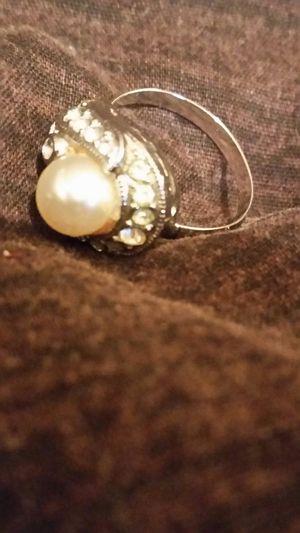 Ring white pearl for Sale in Harper Woods, MI