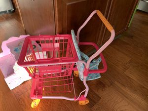 Kids toy shopping cart buggy for Sale in Sugar Hill, GA