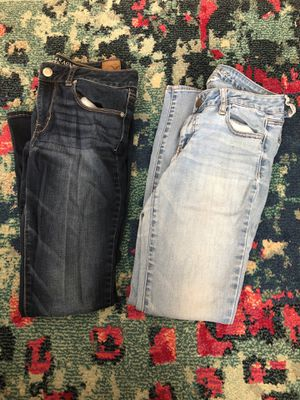 American eagle size 10 for Sale in Brewer, ME