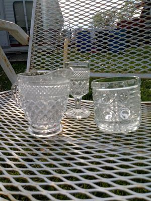 Set of Crystal Glassware for Sale in Anderson, IN