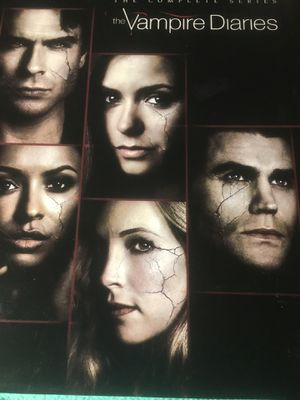 Vampire diaries, the complete series for Sale in Lynnwood, WA