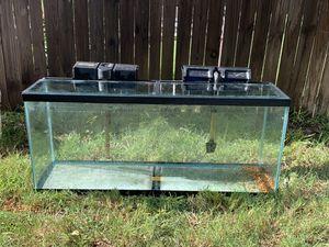 75 Gallon Aquarium for Sale in Arlington, TX