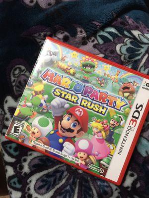 Mario party star rush Nintendo 3DS for Sale in Columbus, OH