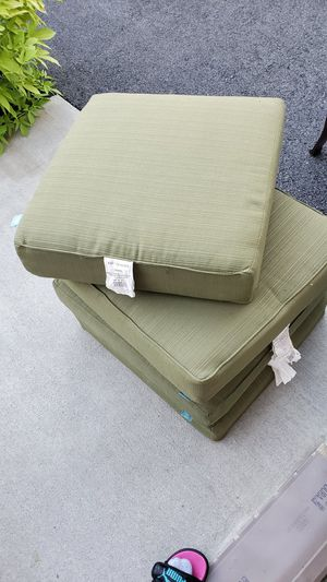 4 Sit cushions for Sale in CORNWALL Borough, PA