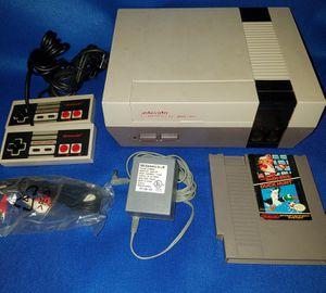 NES Console Bundle Mario for Sale in Danville, IL