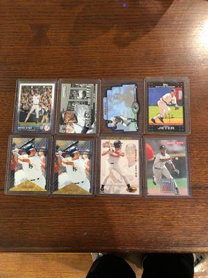 Derek Jeter baseball cards for Sale in Greer, SC