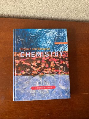 Organic and Biological Chemistry 6th edition for Sale in Sacramento, CA