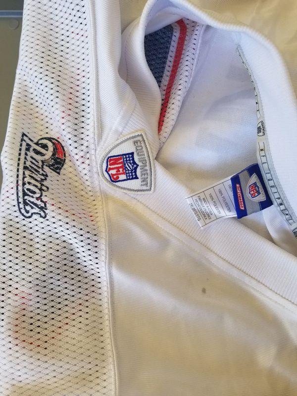 New England Patriots Reebok Tom Brady Jersey