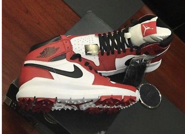 Jordan golf shoes brand new